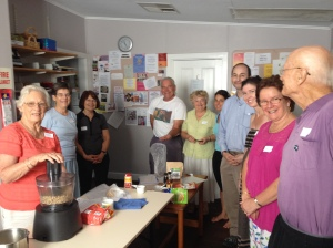 'Dairy Free Decadence' at Glyde Community Centre
